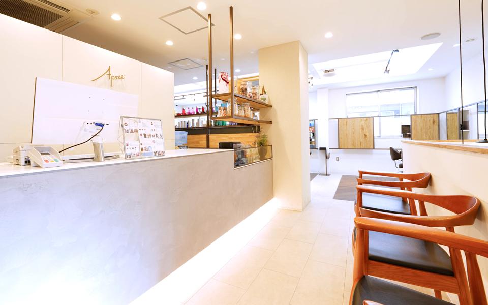SANDA EKIMAE【Apsee三田駅前店】の店舗写真